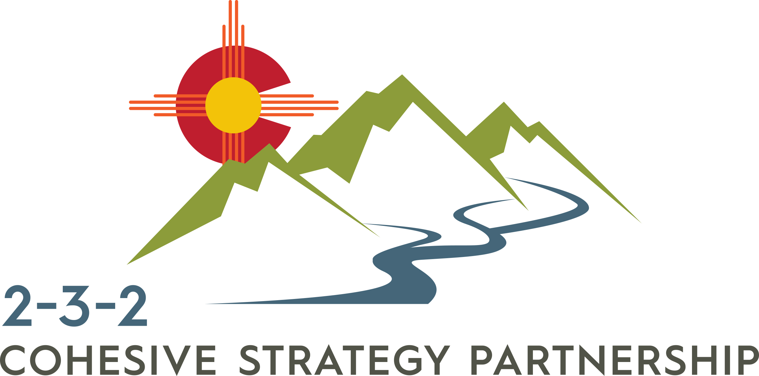 2-3-2 Cohesive Strategy Partnership – Two watersheds, three